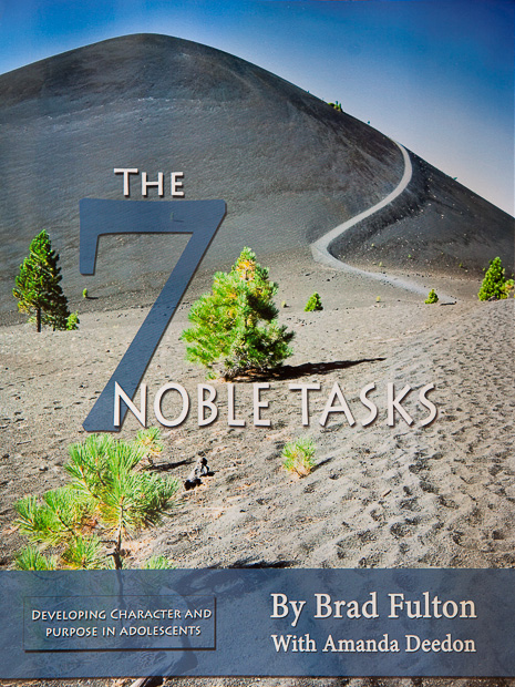 A photo of mine taken in Lassen National Park was used for the cover of a recent text book about child development
